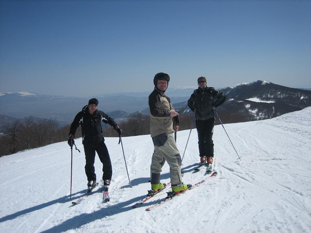Shiroka – Pelister Summit 2601 m a.s.l.