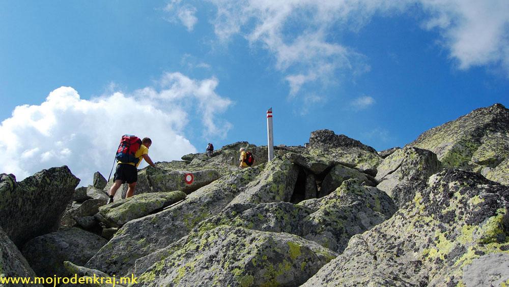 Rocky Trail – Pelister Summit 2601m