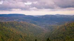 View from Buck Ridge Lookout
