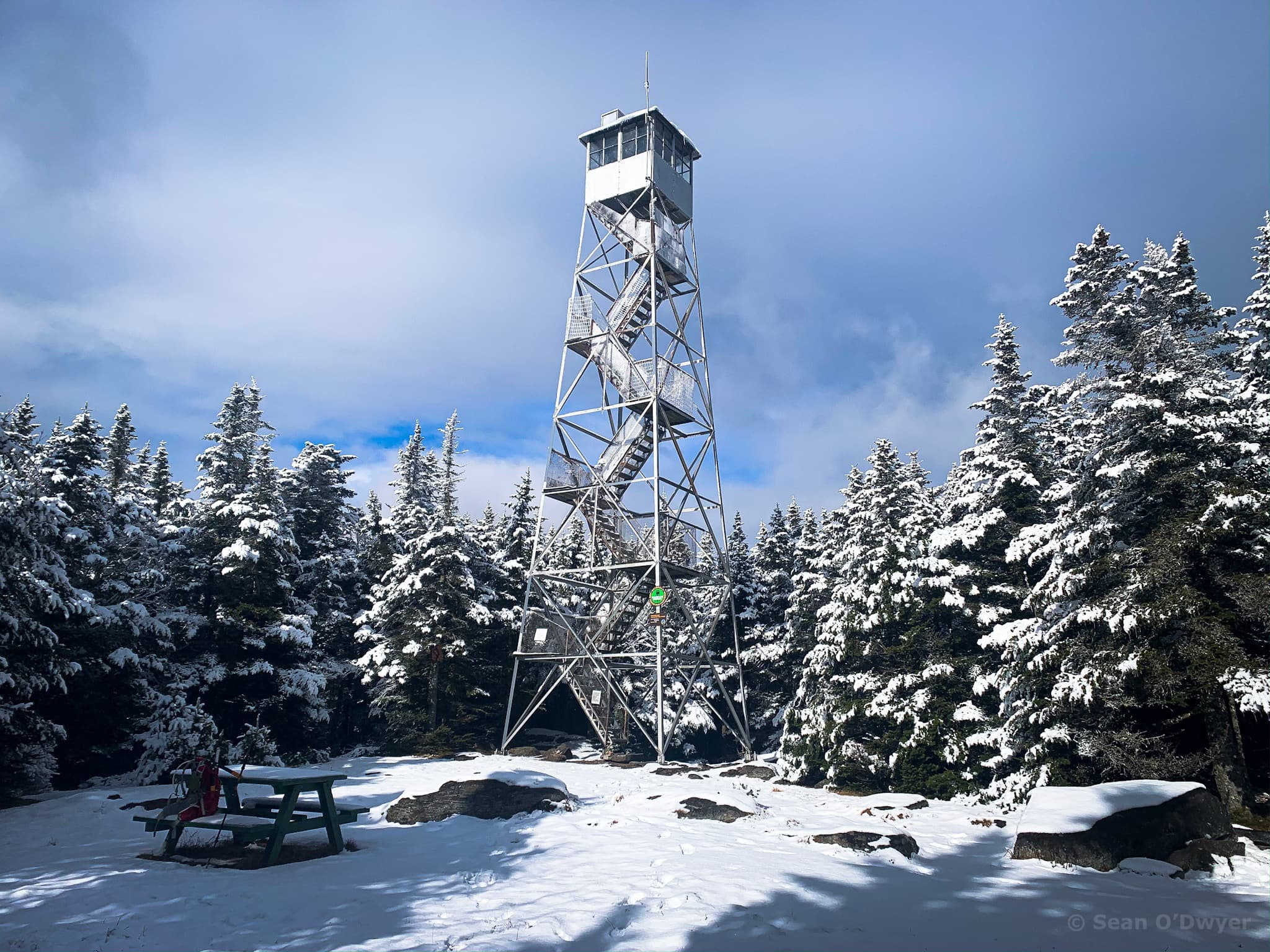balsam lake fire tower