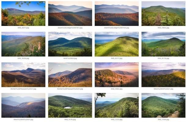 Sixteen Summits