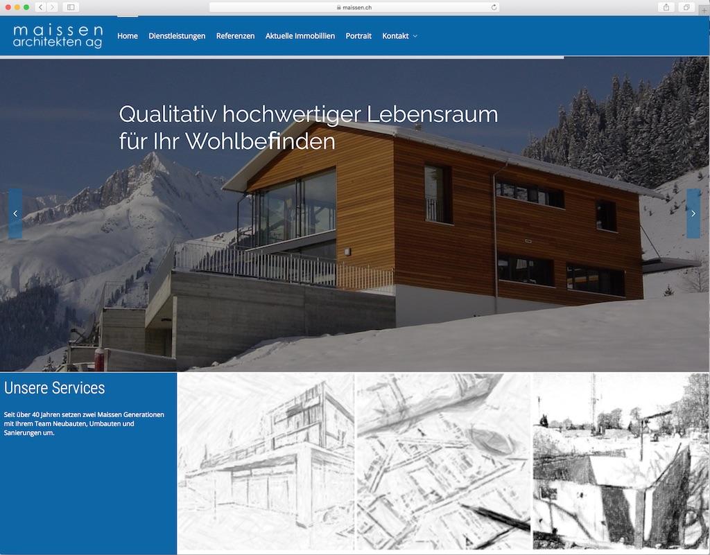 Mountain Projects - Maissen Architekten