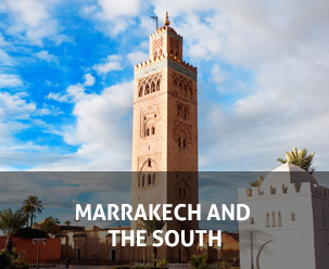 MARRAKECH AND THE SOUTH