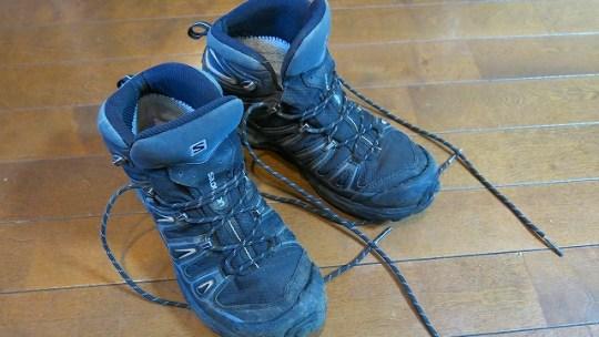 SALOMON(サロモン)登山靴 X ULTRA 3 MID GTXレビュー【登山ギア】