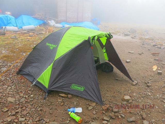 Coleman(コールマン)のテント ツーリングドームST レビュー