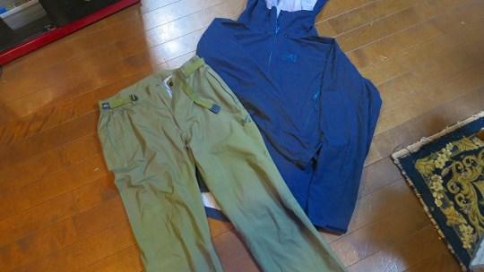 MILLET(ミレー)ティフォン50000ストレッチジャケット/パンツ レビュー【山岳ギア】