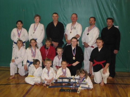 Participants in the Spring 2010 Tournament