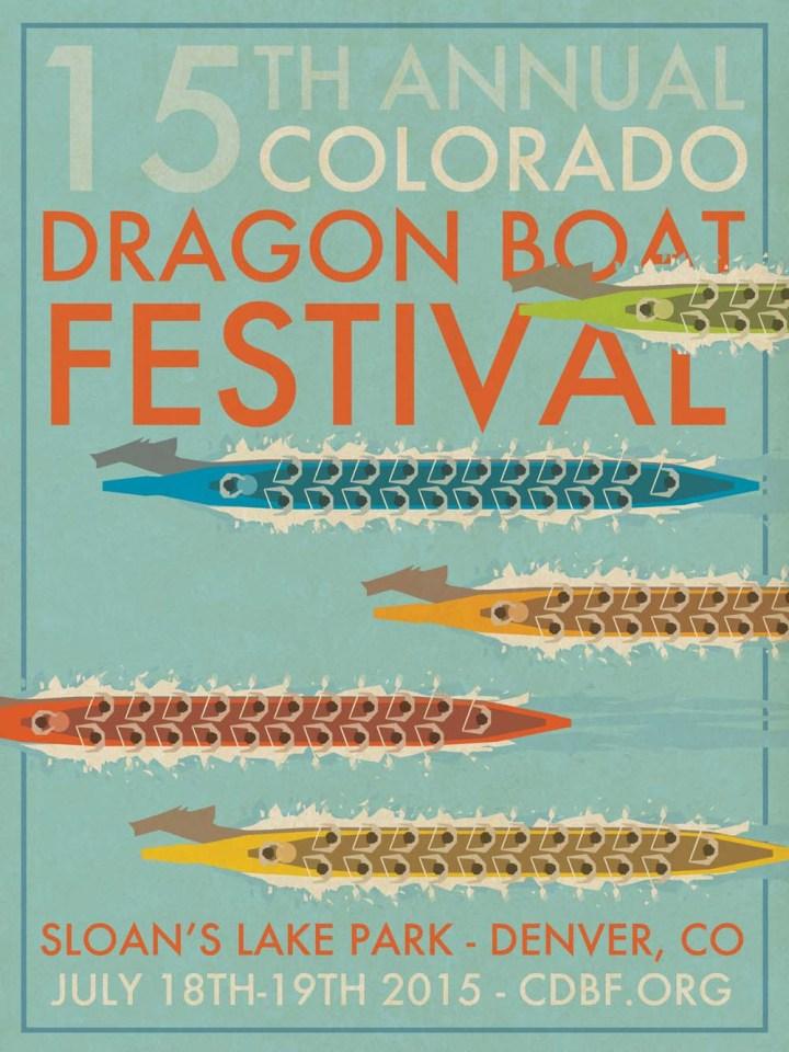 2015 Dragon Boat Festival Poster