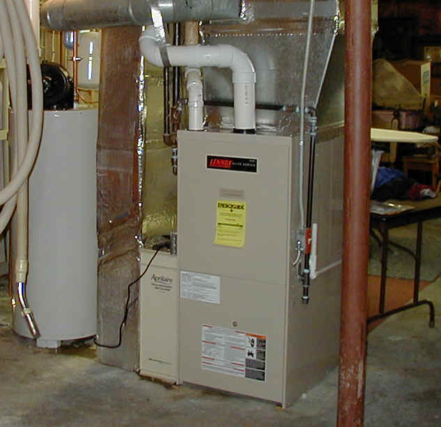 Wiring Diagram For Oil Furnace Along With Gas Furnace Air Conditioner