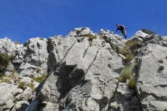 Descending again ...