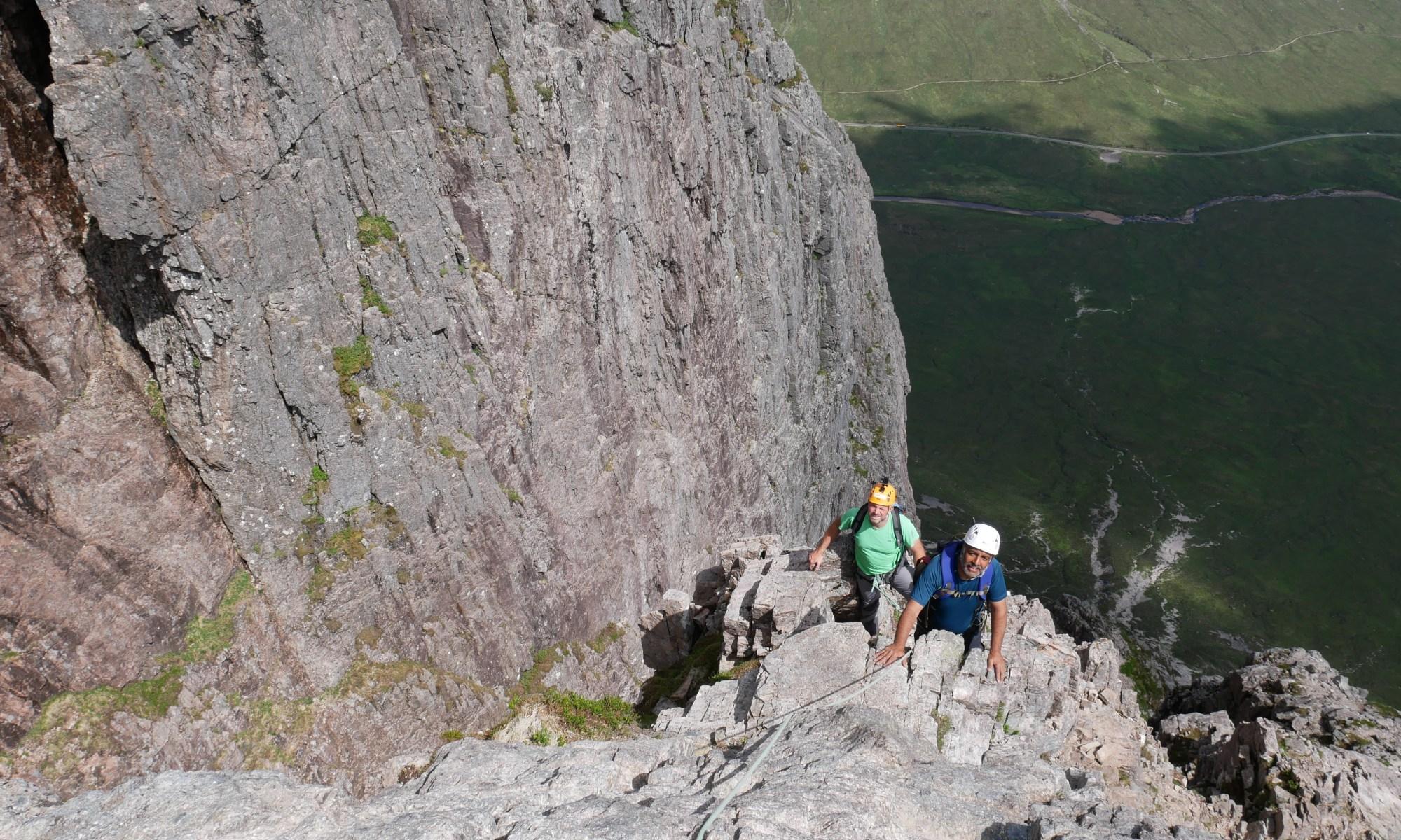 Curved Ridge