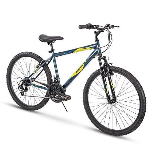 Huffy Hardtail Mountain Bike, Summit Ridge 24-26 inch 21