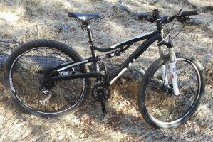 Diamondback-Recoil-mountain bike