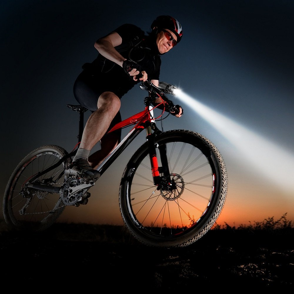 10 Best Mountain Bike Lights On The Market  Review  Guide