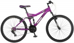 Mongoose Women's Status 2.2 Mountain Bike