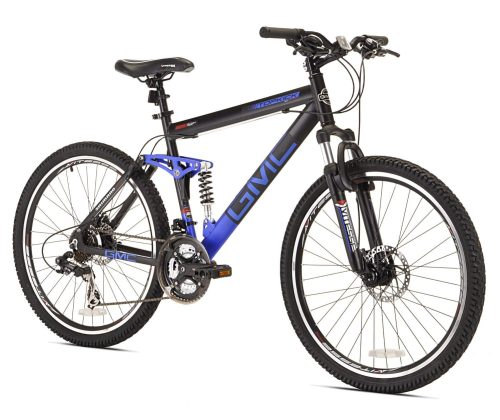 GMC Topkick Dual Suspension Mountain Bike Review