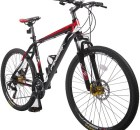 "Merax Finiss 26"" Aluminum 21 Speed Mountain Bike"