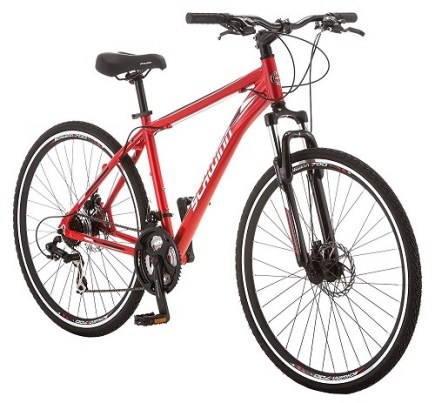 Schwinn GTX 2.0 700c Men's Dual 18 Sport Bike