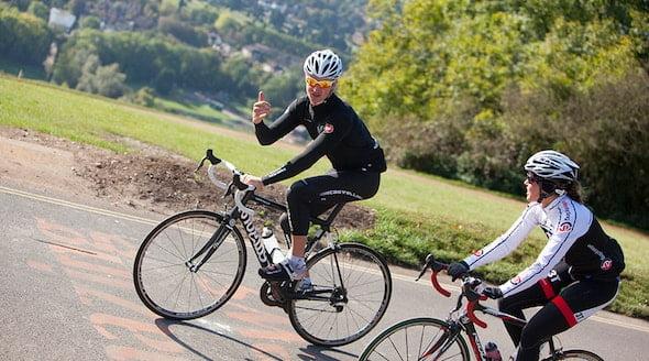 Mountain Biking is a Good Workout