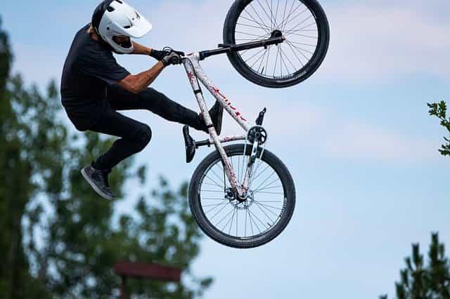 mountain bike fun