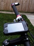 Tigra iPhone Bike Mount