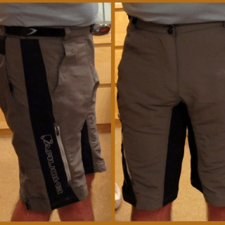 Endura Singletrack Shorts Review