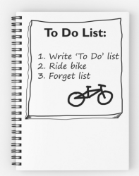 To Do List - Notebook