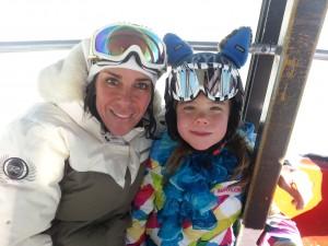 Christelle Ski Instructor 2