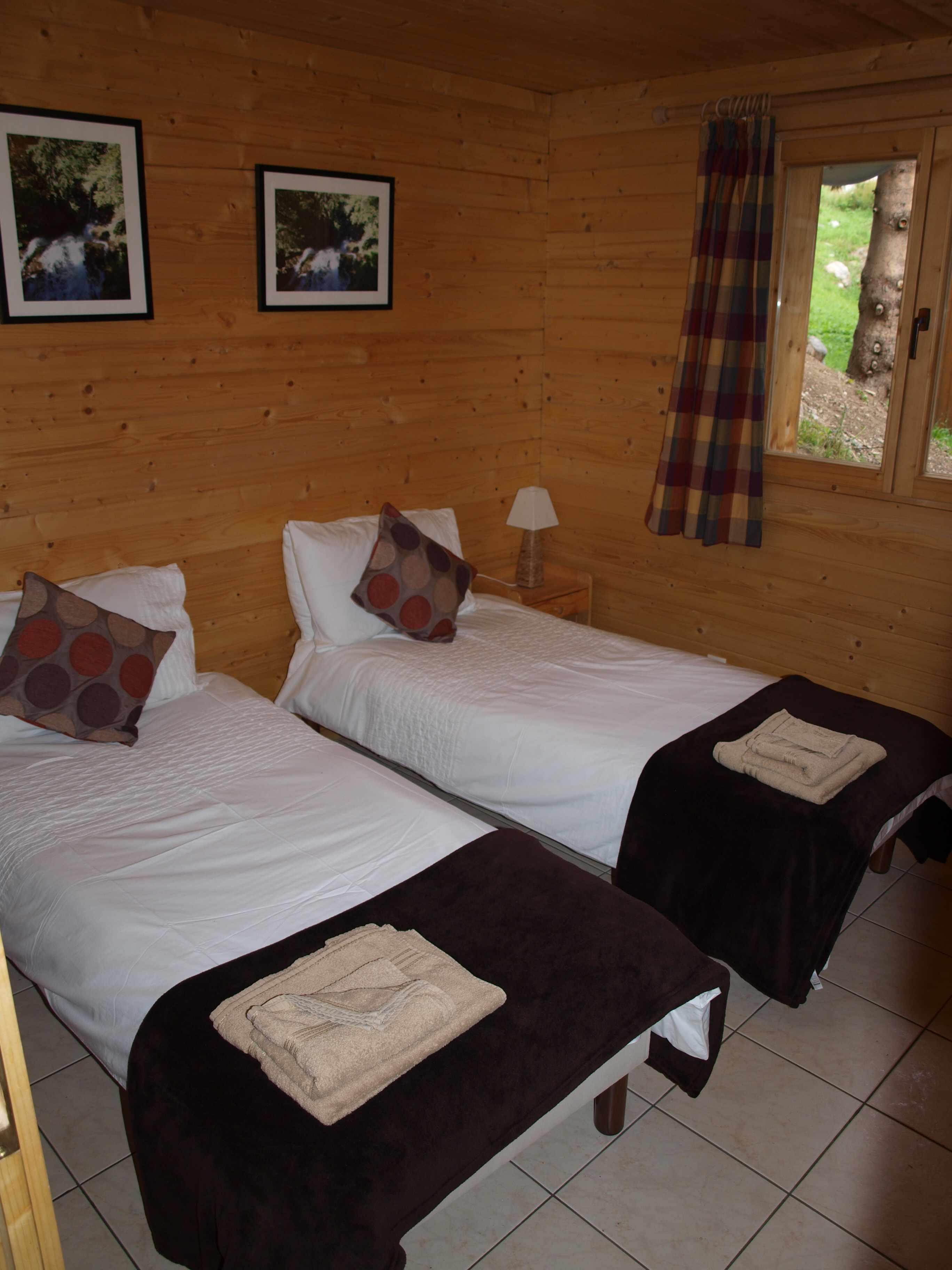 Bedroom 1 - Col du Galibier