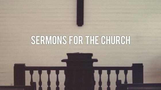 Individual Sermons
