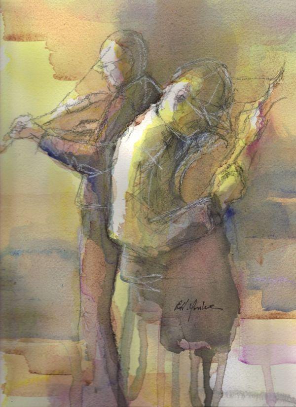 Bluegrass Painter Art