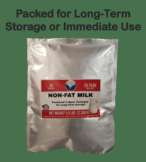 Non Fat Powdered Milk 5 lb