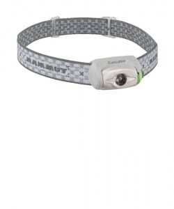 Mammut headlamp