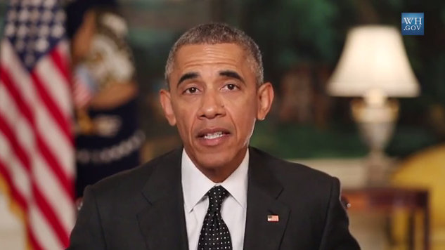 Presidential Weekly Address:  It's Time for Congress To Pass a Responsible Budget