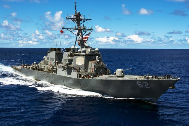 USS Fitzgerald Involved in Collision, Seven Sailors Still Missing