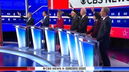 CBS News Democratic Debate From South Carolina