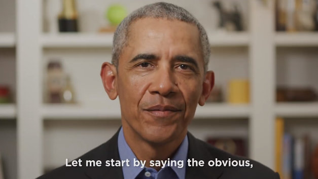 Former President Barack Obama Endorses Joe Biden for President