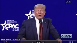 Former President Trump Addresses CPAC