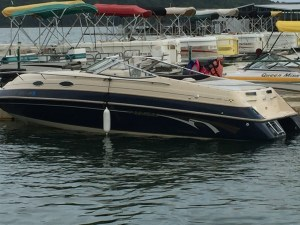 New Cabin Cruiser Boat