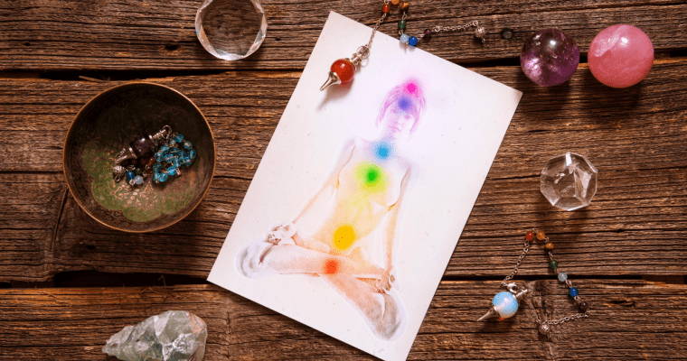 The Traditional Chakra System