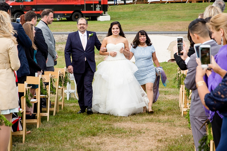 Alternatives to the Traditional Wedding Processional