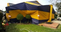 Tenting For Termites & Tenting For Termites