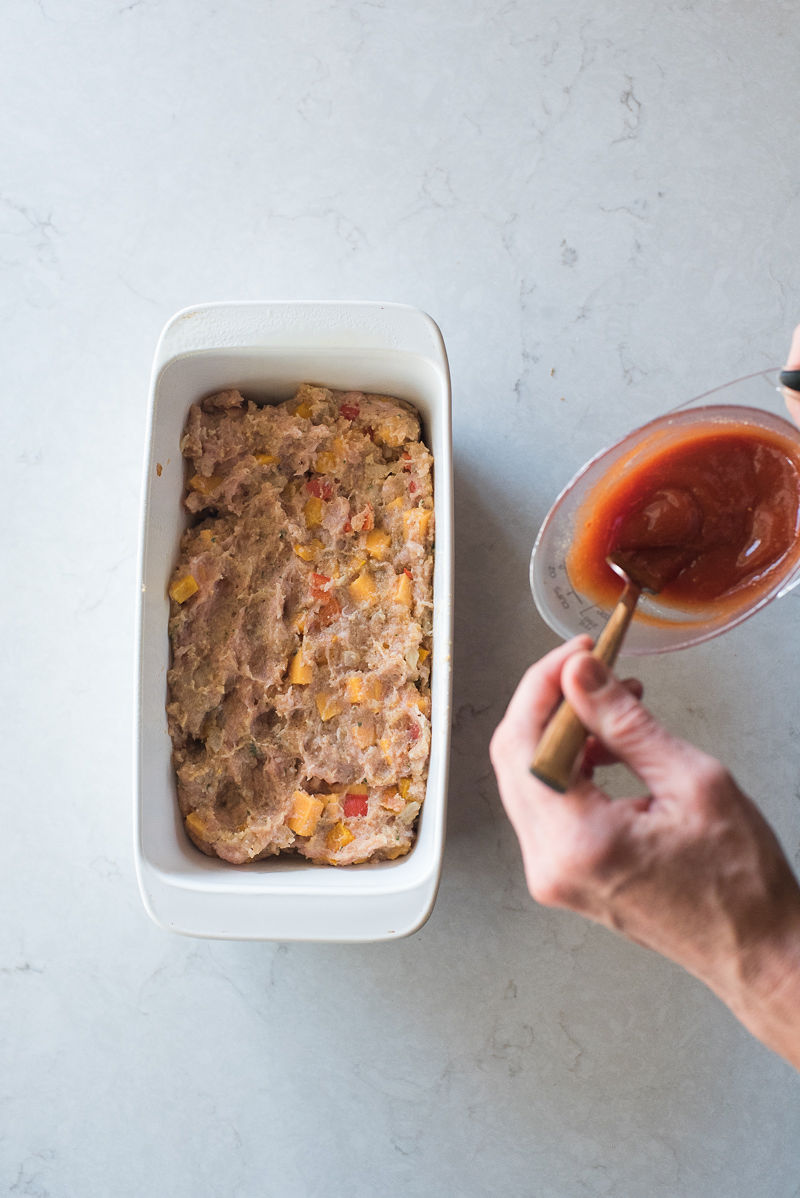 Chicken Meatloaf | www.mountainmamacooks.com