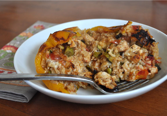 lighter-healthy-stuffed-peppers