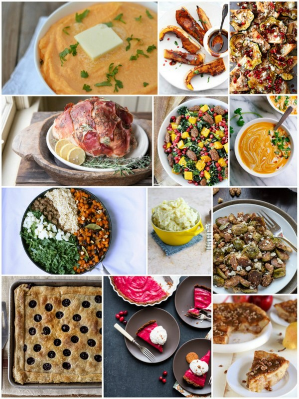 #eatseasonal Pot Luck | mountainmamacooks.com