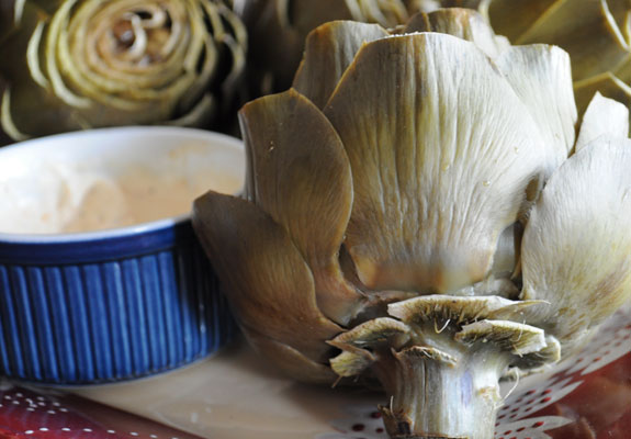 how-to-steam-an-artichoke
