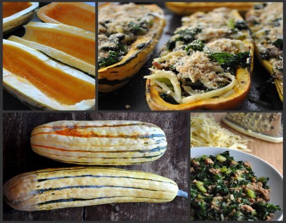 kale-and-sausage-stuffed-delicata-squash-recipe-2-mountain-mama-cooks
