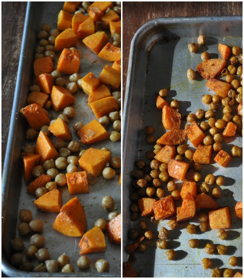 roasting-butternut-squash-and-chickpeas