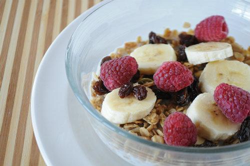 Vanilla Bean Granoa Cereal, www.mountainmamacooks.com