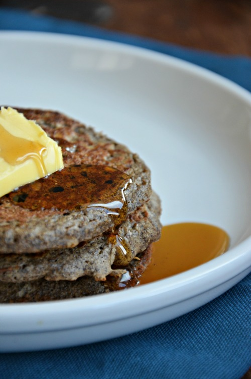 High Altitude Buckwheat Pancake Recipe, www.mountainmamacooks.com